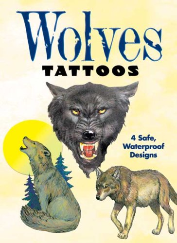 Wolves Tattoos (Dover Tattoos)